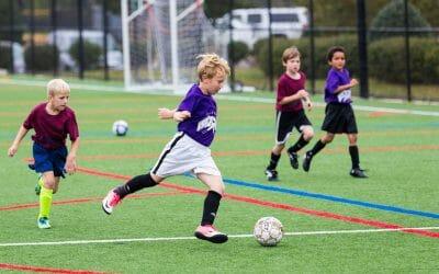 Football development player platform
