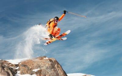 Mobile app for wintersport holidays