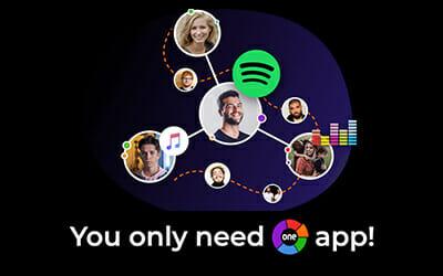 Social entertainment platform