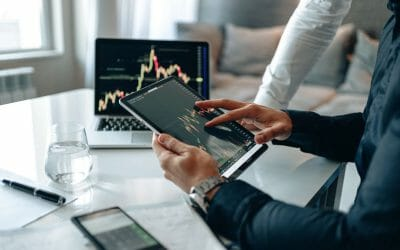 Algorithmic digital asset management company
