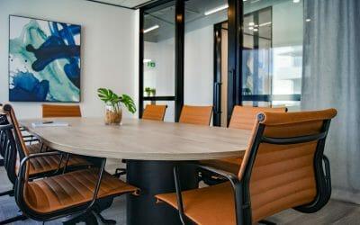 Online platform voor flexibele kantoorruimtes