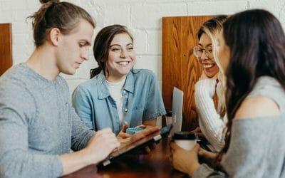 De app die keuze stress oplost voor groepen