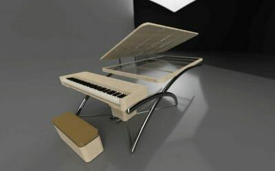 Revolutionizing the piano world