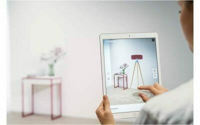 3D modellen van meubels d.m.v. Augmented Reality