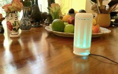 Home Air Quality Measuring Device